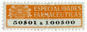 (I.B) Portugal Revenue : Medicine Duty $100