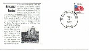 US Event 50th Anniversary Hiroshima Bombed (2083)