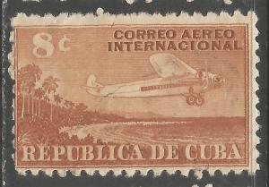 CUBA C40 VFU AIRPLANE Z4-135-7