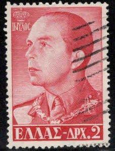 Greece Scott 611 Used stamp