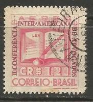 BRAZIL C54 VFU O466-3