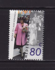 Netherlands 818 Set MNH Queen Beatrix