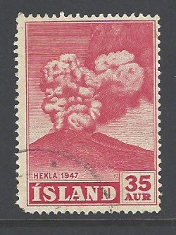 Iceland Sc # 248 used (RS)