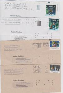 CANADA COVERS ODDITIES CENDERELLAS STAMPS LOT#C-204