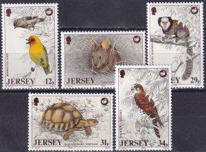 Jersey #456-60 MNH CV $4.45 (Z3897)
