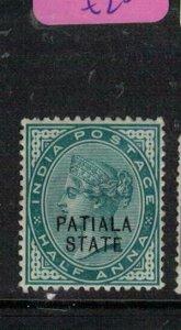 India Patilia SG 13 MOG (1eul)