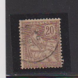 FRANCE #135 STAMP USED YEAR 1902 - LOT#F9