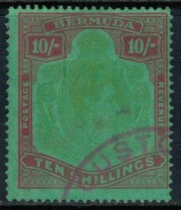 Bermuda #126b  CV $200.00   Revenue usage