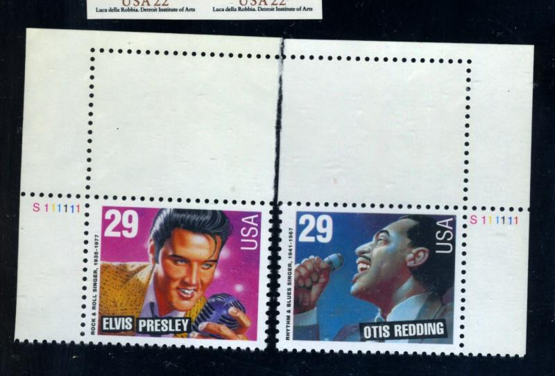 2724 2728 MINT W Top Blank Stamps RARE?