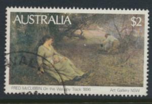 Australia SG 778 - Used