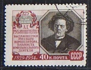 Rubinstein A.G., 1829-1954, (1234-T)