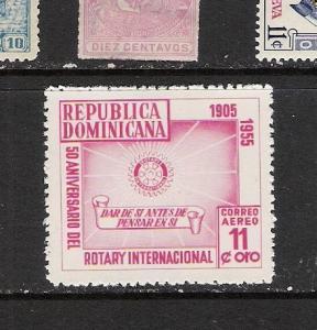 DOMINICAN REP. DOMINICANA C90 MOG J318