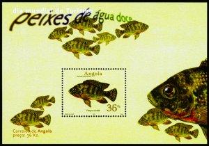 Angola 2001 FISH Scott #1197 Mint Never Hinged