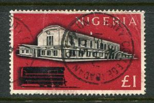 Nigeria #113 used