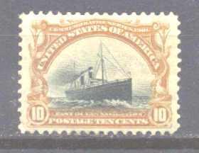 USA 299 MH Ship SCV160