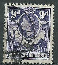 Northern Rhodesia  SG 69 Fine Used