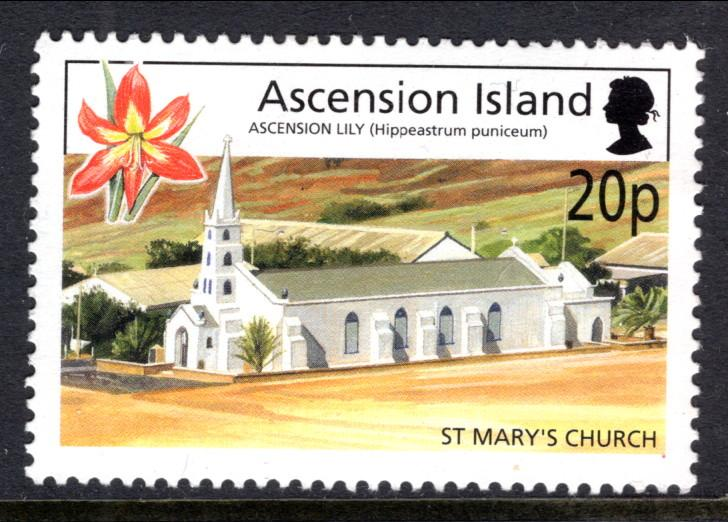 Ascension 804 MNH VF