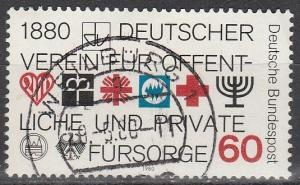 Germany #1326  F-VF Used  (S3713)