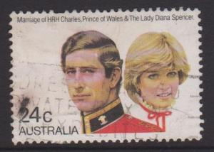 Australia Sc#804 Used