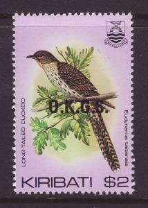 1983 Kiribati $2 Official U/M