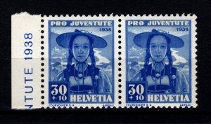 Switzerland Pro Juventute 1938 Children's Fund [Mint]