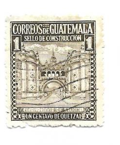 Guatemala 1942 - U - Scott #RA20