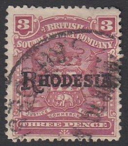 Rhodesia 86 Used CV $3.00