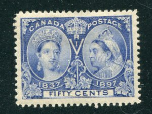 Canada #60 Mint Superb  huge margins  - Lakeshore Philatelics