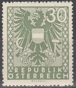 Austria #444 MNH