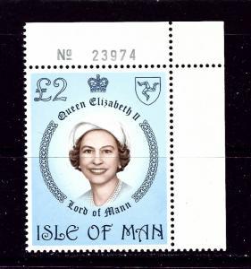 Isle of Man 200 NH 1981 QEII