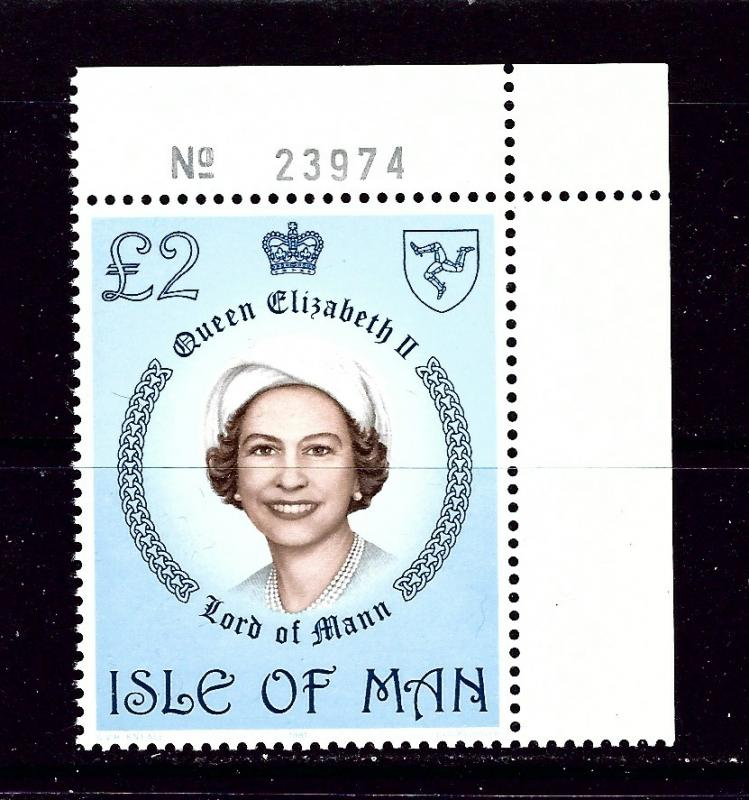 Isle of Man 200 NH 1981 QEII