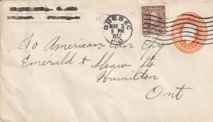 U18 Canada Used Envelope