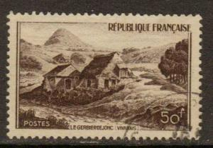 France   #632  used  (1949)