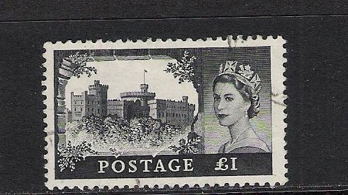 GREAT BRITAIN 374 VFU 951B