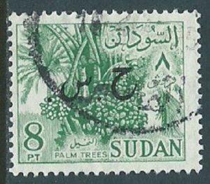 Sudan, Sc #O71, 8pi Used