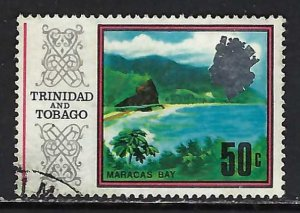 TRINIDAD & TOBAGO 156 VFU W726-3