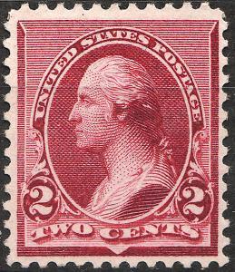 U.S. 219D VF MH (10718)