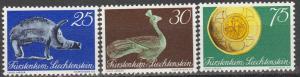 Liechtenstein #478-80  MNH  (S9042)