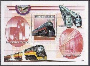 2000 Guinea 2916/B632 Locomotives 8,50 €