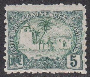 Somali Coast 37 MLH CV $3.50