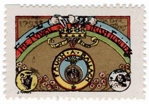 (I.B) Cinderella : Delandre Great War Regiments - Royal Irish Fusiliers