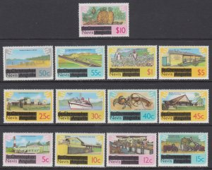 Nevis 100-112 MNH VF