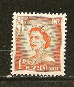 New Zealand 289 Queen Elizabeth II MNH