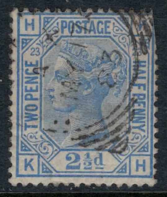Great Britain #82 Plate #23  CV $32.50