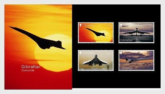 H01 Gibraltar 2019 Concorde 50th Anniversary Pack