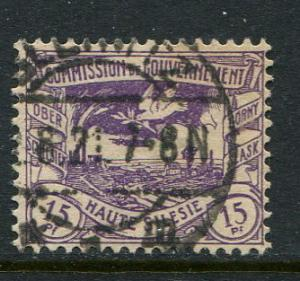 Upper Silesia #19 Used - penny auction