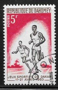 Dahomey Used  [10281]