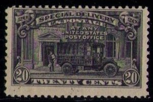 US Sc E19 20c Special Delivery (1925 - 1951) MNH/OG Xtra Fine