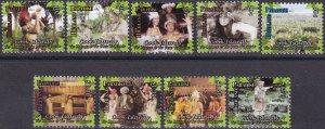 Cook Islands #1482-90  MNH  CV $11.90  (Z9653)