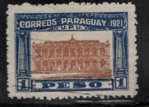 Paraguay Scott 244 Used 1922 stamp